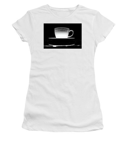 Intimidating Cup Of Coffee Women's T-Shirt