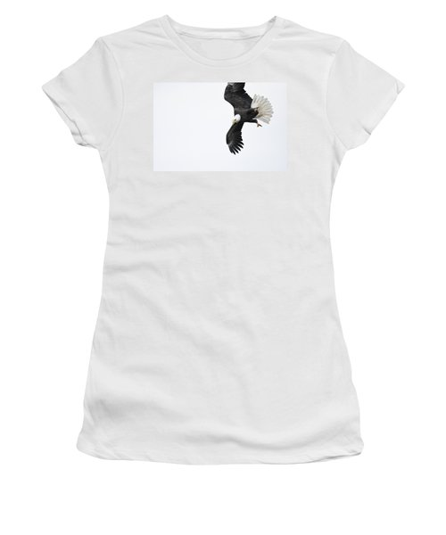 Into The Dive Women's T-Shirt (Athletic Fit)