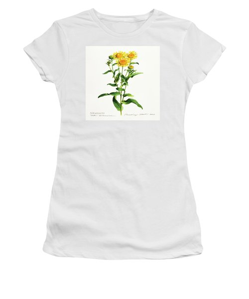 Inula Women's T-Shirt (Athletic Fit)