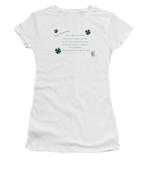 Irish Blessing 2 Women's T-Shirt