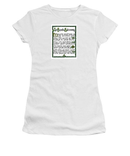 Irish Blessing Women's T-Shirt