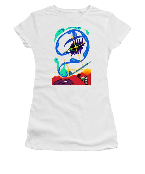 iseeU Women's T-Shirt (Athletic Fit)