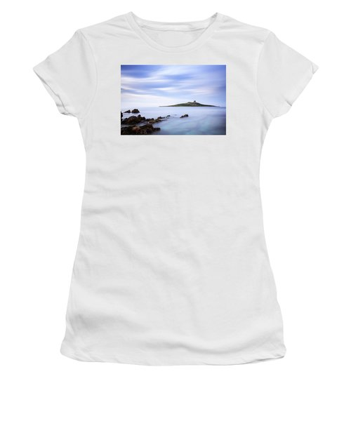 Isola Delle Femmine Women's T-Shirt (Athletic Fit)