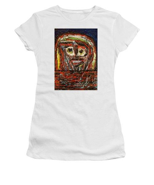 Isolation   Women's T-Shirt (Junior Cut) by Darrell Black