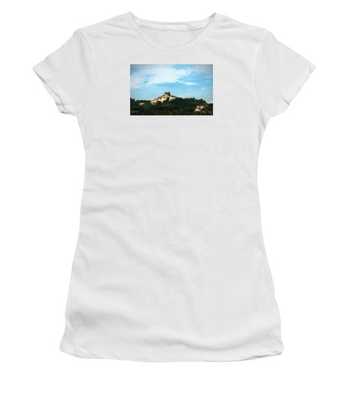 Italian Countryside Women's T-Shirt (Athletic Fit)