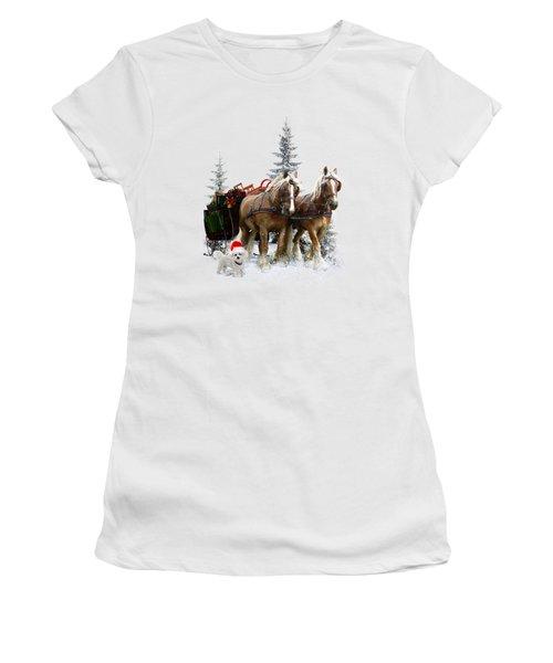 A Christmas Wish Women's T-Shirt
