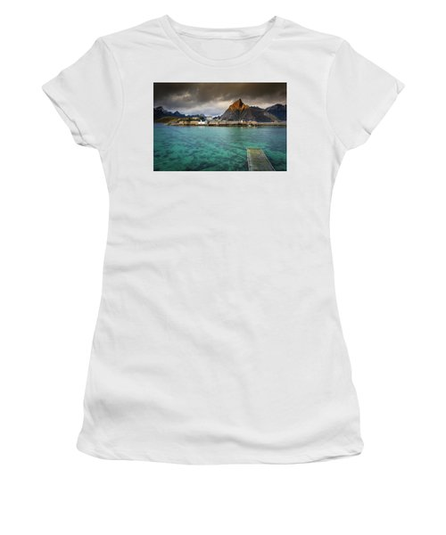 It's Not The Caribbean Women's T-Shirt (Athletic Fit)