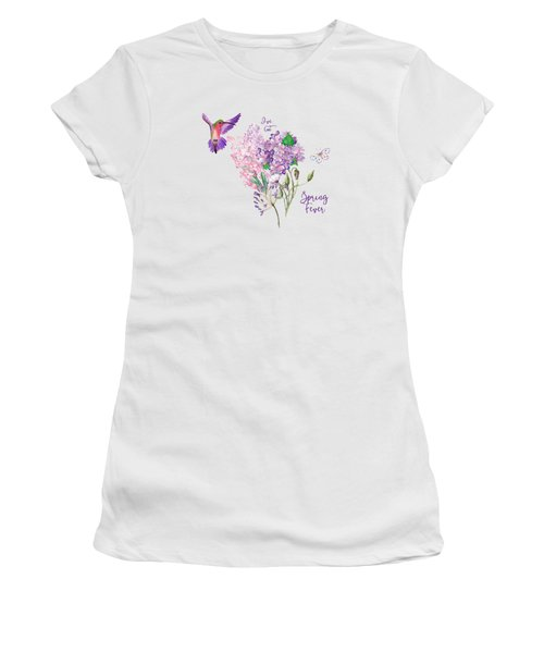 I've Got Spring Fever Women's T-Shirt (Athletic Fit)
