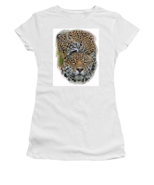 Jaguar Affection Women's T-Shirt