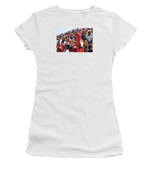 Jaisalmer Desert Festival-10 Women's T-Shirt (Athletic Fit)