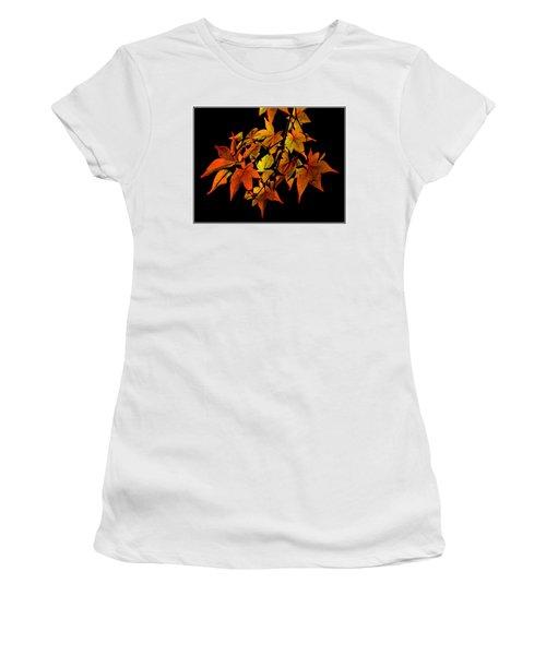 Japanese Maple Women's T-Shirt