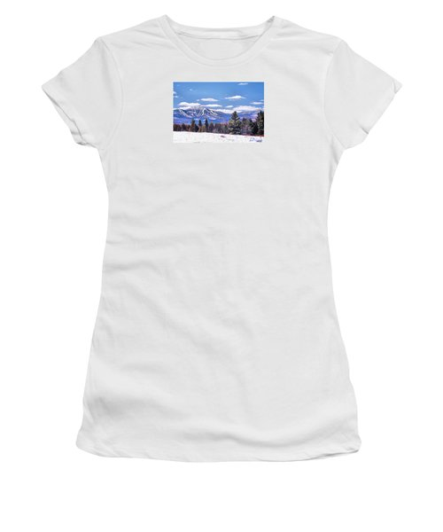 Jay Peak Women's T-Shirt (Athletic Fit)