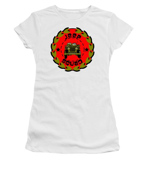 Jeep Squad Women's T-Shirt