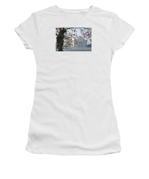 Jefferson Morning Women's T-Shirt