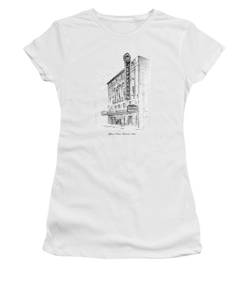 Jefferson Theatre Women's T-Shirt