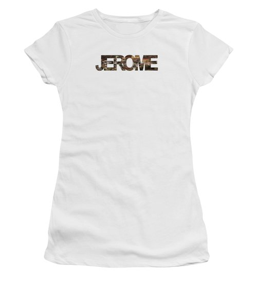 Jerome Women's T-Shirt (Athletic Fit)