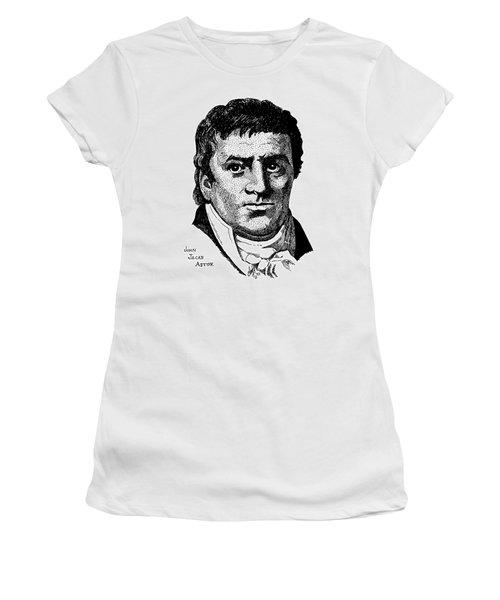 John Jacob Astor Women's T-Shirt (Athletic Fit)