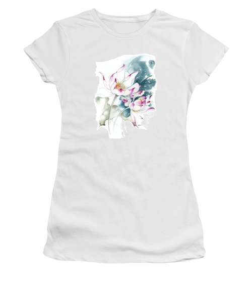 Journey For Two Women's T-Shirt (Junior Cut) by Anna Ewa Miarczynska
