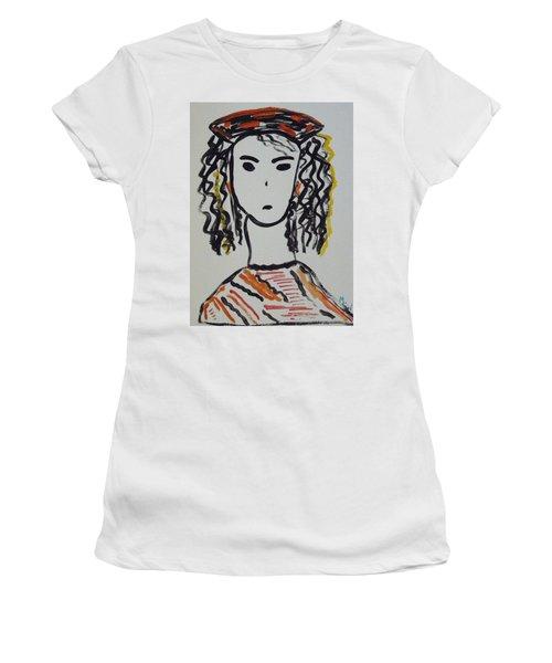 Julie Mel Women's T-Shirt (Athletic Fit)
