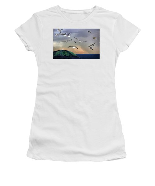 Just Another Day At The Beach Women's T-Shirt