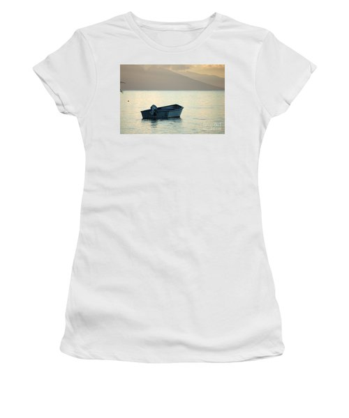 Just Off Molokai Women's T-Shirt (Athletic Fit)