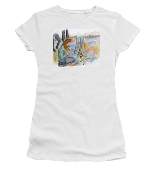 Just One More Women's T-Shirt (Junior Cut) by Clyde J Kell