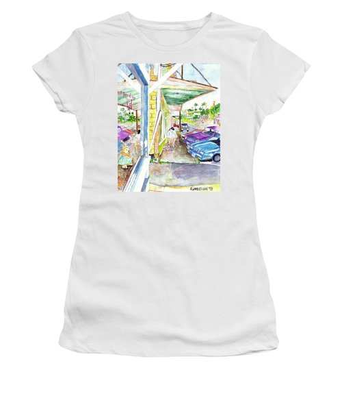 Just You And Me Women's T-Shirt