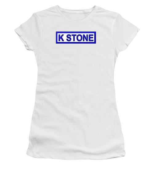 K Stone Women's T-Shirt (Athletic Fit)