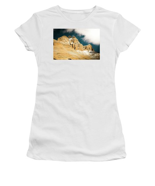 Kailas Kora Himalayas Mountain Tibet Yantra.lv Women's T-Shirt