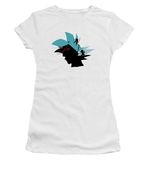 Kame Hame Ha Women's T-Shirt