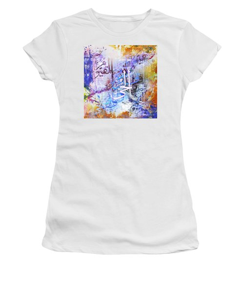 Katba A  Women's T-Shirt (Athletic Fit)