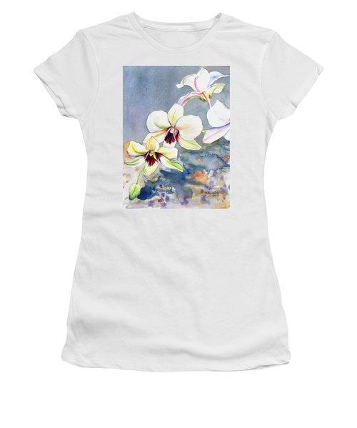 Kauai Orchid Festival Women's T-Shirt