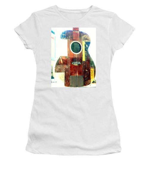 Keep On Rockin' 2 Women's T-Shirt (Athletic Fit)