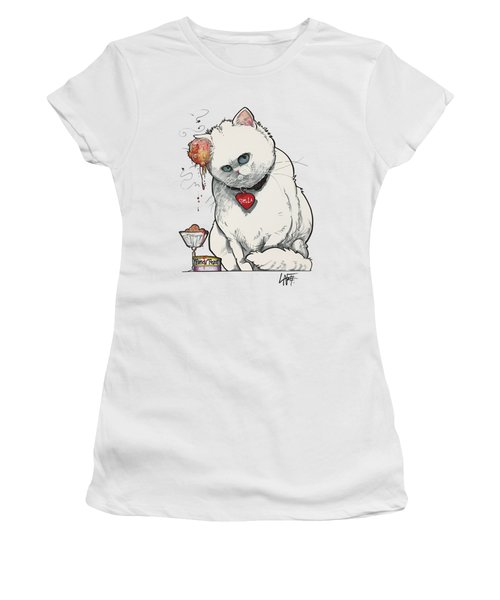 Kennedy 3986 Women's T-Shirt (Athletic Fit)
