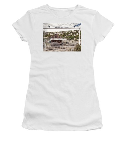 Kickin Ass Ranch Women's T-Shirt