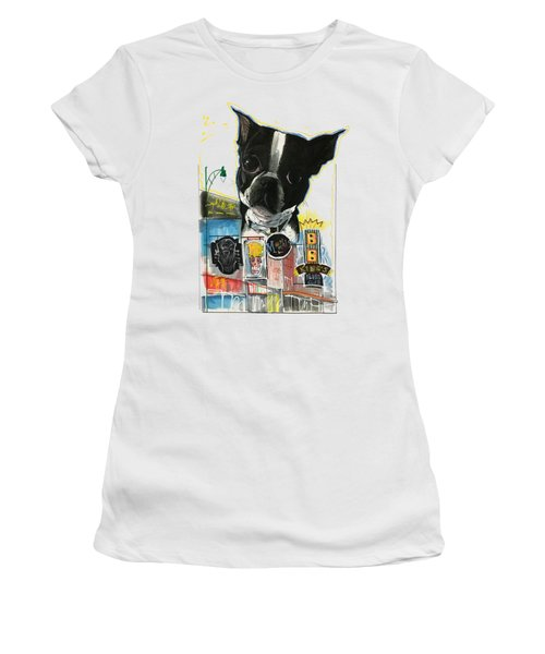 Kilner 3221 Women's T-Shirt (Athletic Fit)