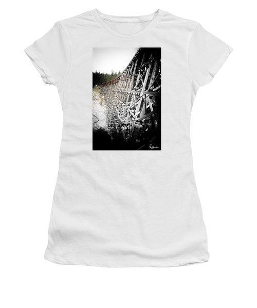 Kinsole Vintage Women's T-Shirt
