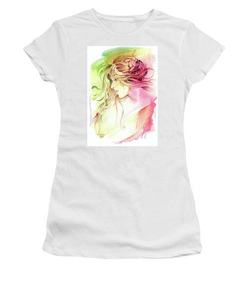 Kiss Of Wind Women's T-Shirt