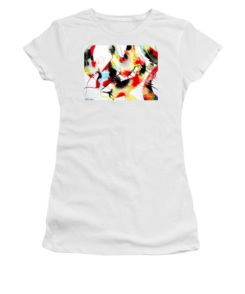 Koi Dance Women's T-Shirt