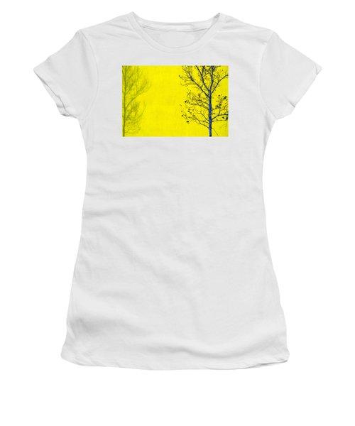 Krishna Women's T-Shirt (Athletic Fit)