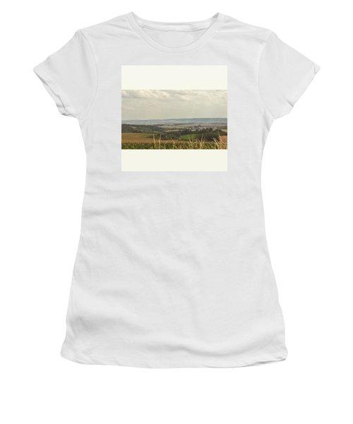 Kurz Vor #hermannsacker... #nordhausen Women's T-Shirt