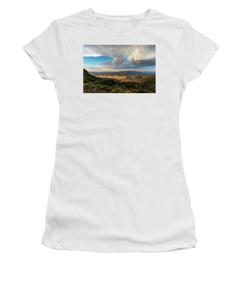 Kwaaymii Point Monsoon Women's T-Shirt