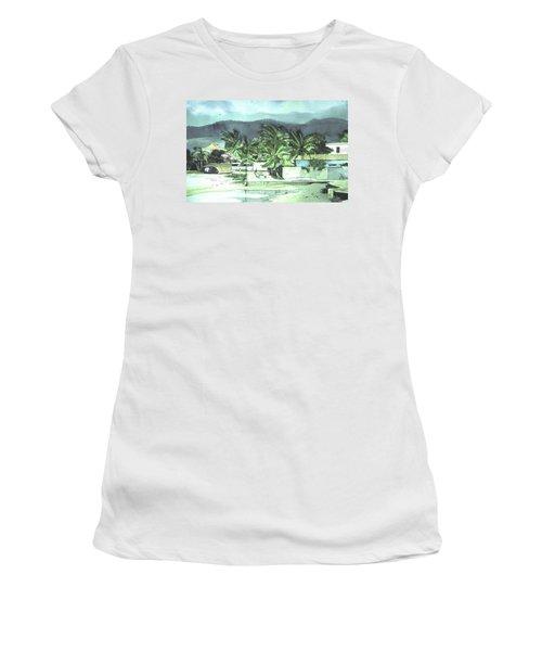 La Vela Women's T-Shirt (Athletic Fit)