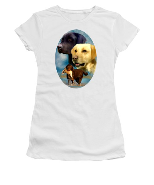 Labrador Retrievers Women's T-Shirt