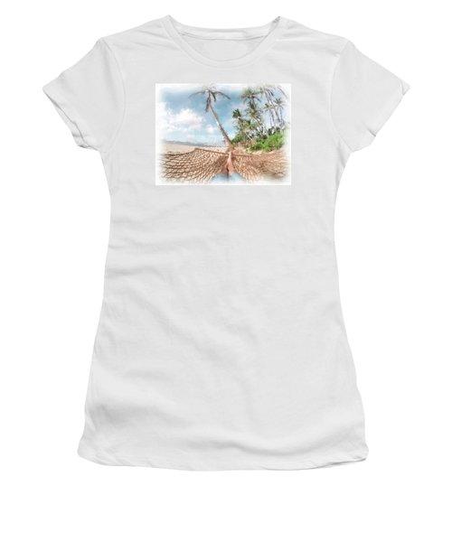 Laid Back Women's T-Shirt