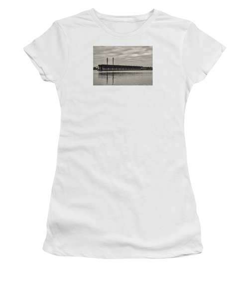 Lake Superior Oar Dock Women's T-Shirt