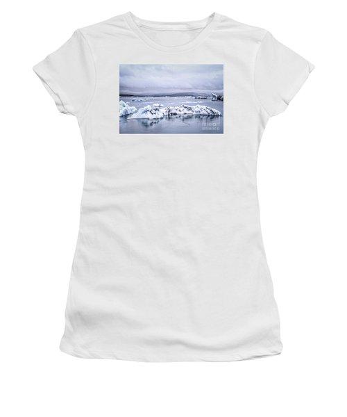 Land Of Ice Women's T-Shirt