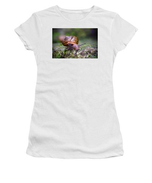 Land Snail II Women's T-Shirt