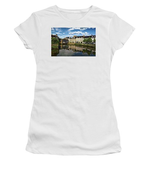 Landerneau Village View Women's T-Shirt