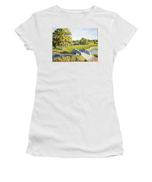 Landscape No. 12 Women's T-Shirt
